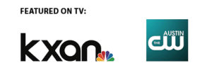 Austin Arts Fair Live on TV on Studio512 on CW Austin and KXAN